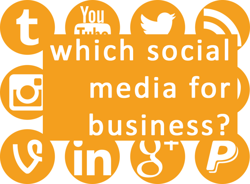 Which social media for my business